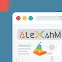 Alexahm web designer